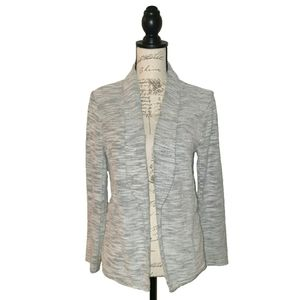 Grey and White Cardigan Maurices